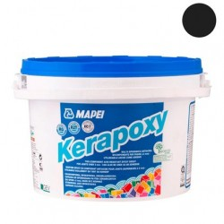 Mapei Kerapoxy 120 Czarny Fuga Epoksydowa 2kg