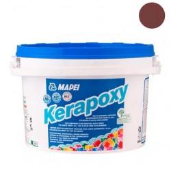 Mapei Kerapoxy 144 Czekolada  Fuga Epoksydowa 2kg