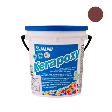 Mapei Kerapoxy 144 Czekolada  Fuga Epoksydowa 5kg