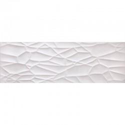CIFRE GLACIAR MOJAVE WHITE BRILLO 30 x 90