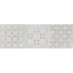 CIFRE DOWNTOWN WHITE DECOR 40x120