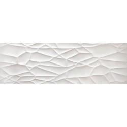 CIFRE GLACIAR MOJAVE WHITE MATE 30 x 90