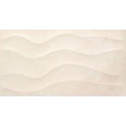 FANAL HABITAT DARK WHITE RELIEVE 32,5 x 60