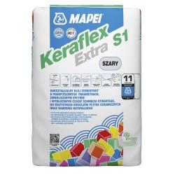 Mapei klej cementowy Keraflex Extra S1 Szary 25kg