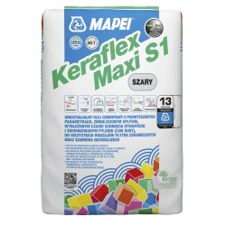 Mapei klej cementowy Keraflex Maxi S1 Szary 25kg