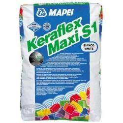 Mapei klej cementowy Keraflex Maxi S1 Biały 23kg