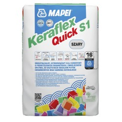 Mapei klej cementowy Keraflex Quick S1 Szary 23kg