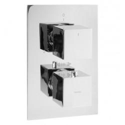 Omnires Bateria wannowa podtynkowa termostatyczna Fresh FR7136